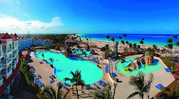 cool Лучшие отели 5 звезд Пунта Кана Доминикана: незабываемый отдых на Карибском море