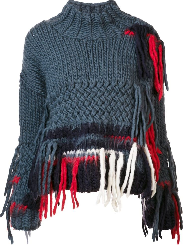 Christopher Raeburn 'X The Woolmark Company Hand' sweater