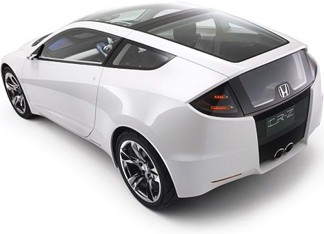 honda cr z wallpapers