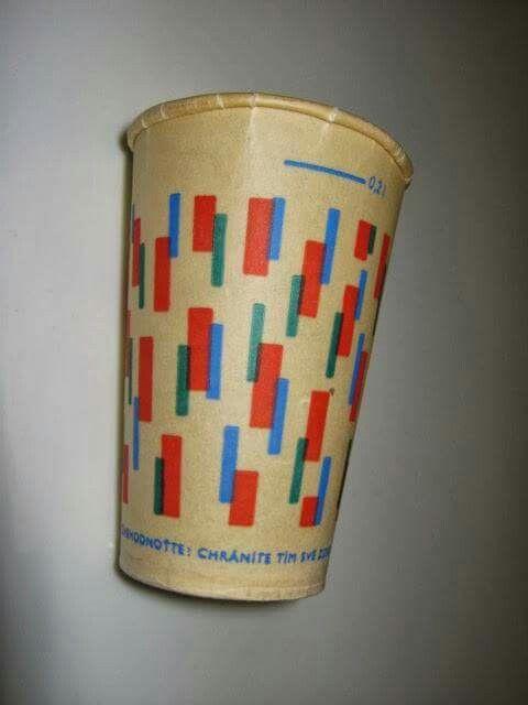 Papírový pohár