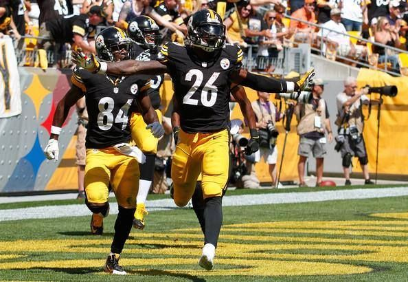 Le'Veon Bell,Pittsburgh Steelers