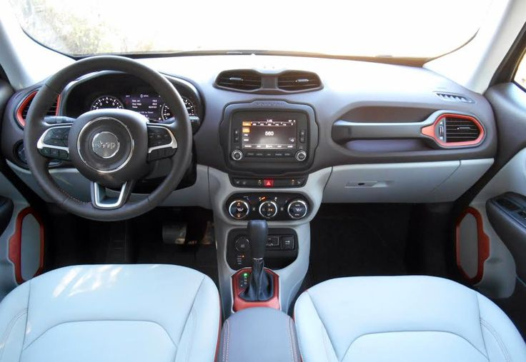 Jeep Renegade Interior Jeep Renegade Pinterest Jeep