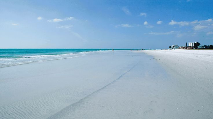 Florida is king of the beach again in the annual TripAdvisor Travelers' Choice Awards with Siesta Beach on the Gulf Coast coming in at No. 1.