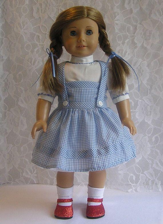 Halloween Costumes For American Girl Dolls