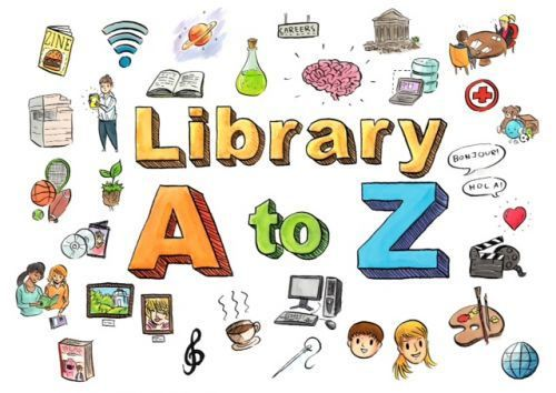 Library A to Z | Lauren Smith
