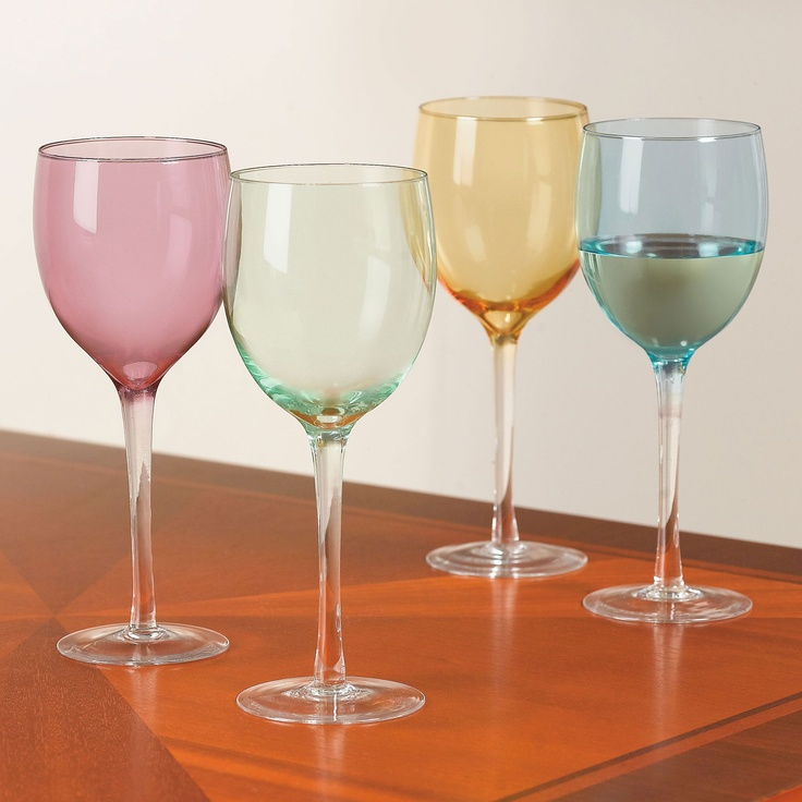 Assorted Color Goblets | Dining & Entertaining | Brylanehome