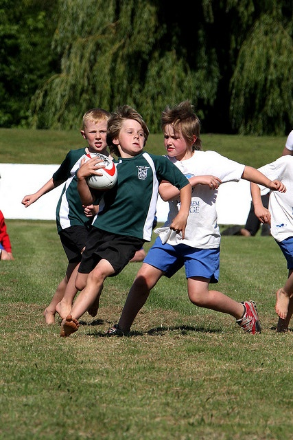 Touch rugby ...