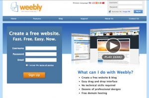 Have you thought about starting a website for your studio, but felt that you didn't have the resources or expertise to build one? Check outWeebly.com -- an attractive and easy-to-use online resou...