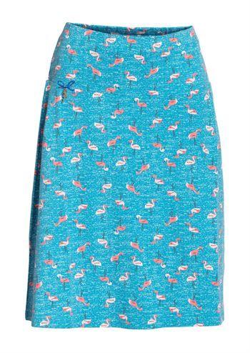 5e3a5f155f92 Blutsgeschwister nederdel BIG KAHUNA KLIPPKLAPP flamingo bingo ...