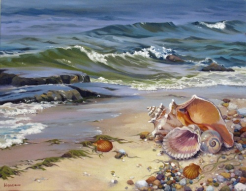 Nancy Wernersbach - From the Shore