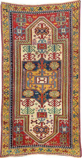 Kazak antique, ## Central Caucasus, 19th ct., : Lot 7061