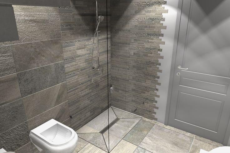 Bagno : rivestimenti bagno grigio Rivestimenti Bagno Grigio along with ...