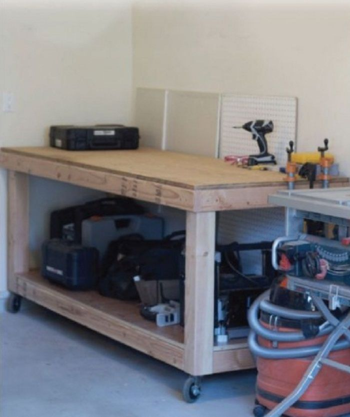 17 Best Images About Rolling Work Tables On Pinterest: Best 25+ Rolling Workbench Ideas On Pinterest