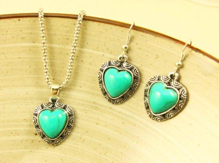 Collection de collier en pierre du Tibet