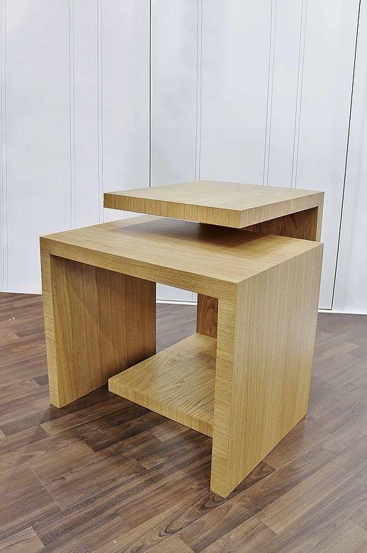 Tereza Šašková - design interiérů | Noční/odkládací stolek