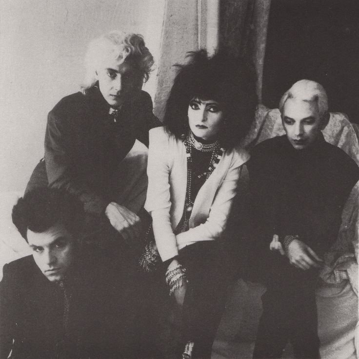 Siouxsie and the banshes