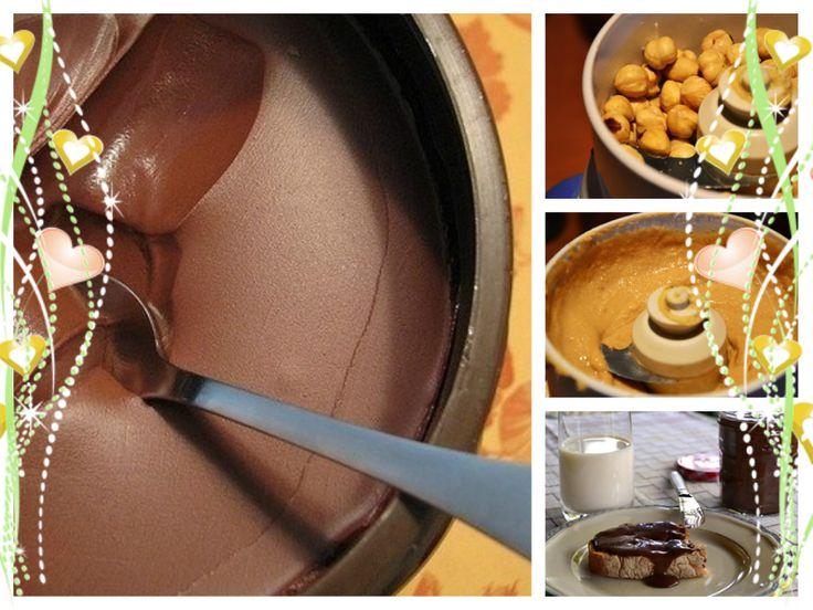 Najlepšia domáca Nutella – s fotopostupom