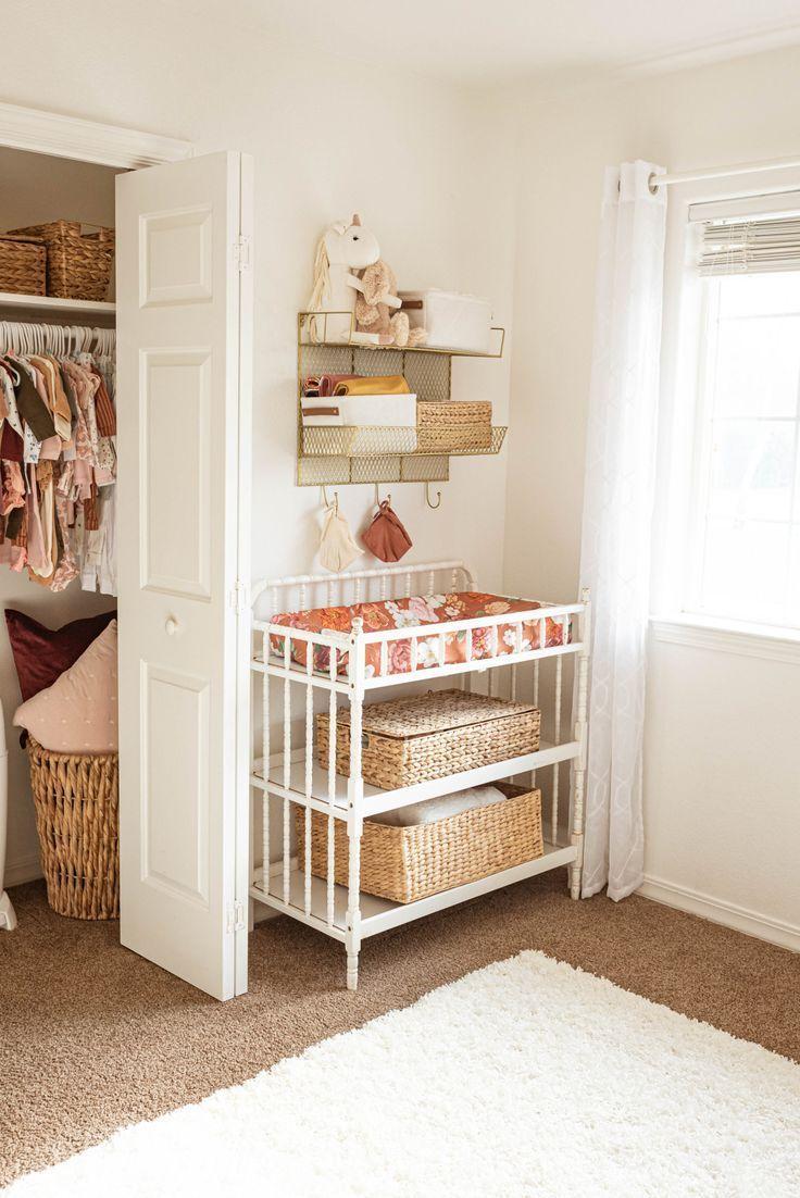 Pinterest Worthy Farmhouse Baby Girls Nursery Girl Room