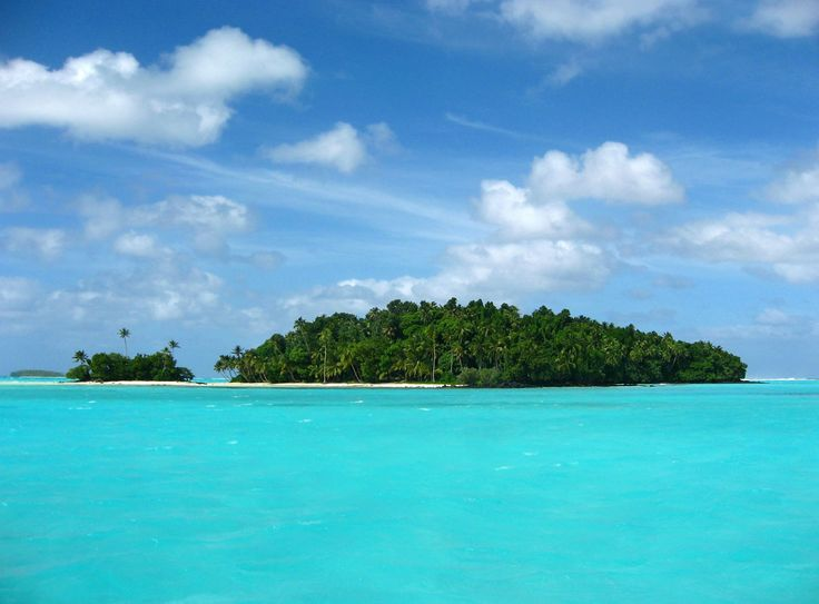 Cook Islands, New Zealand & Australien.travel. travling. Beautiful nature