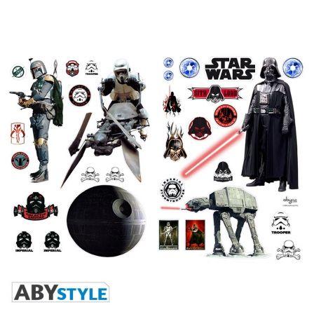 STAR WARS Stickers Star Wars Empire