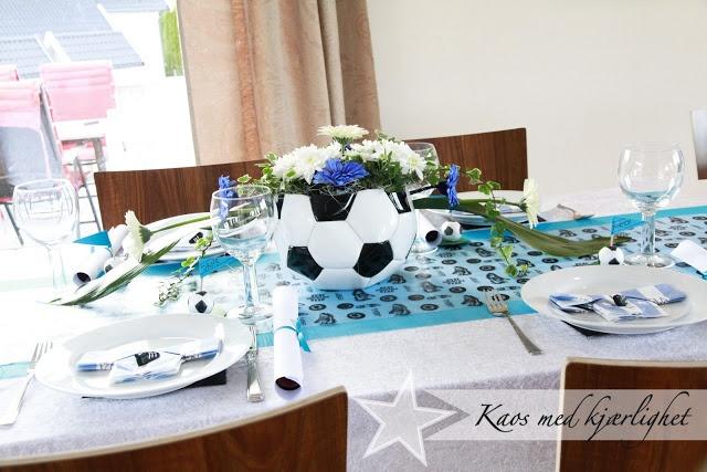 Fotball-vase