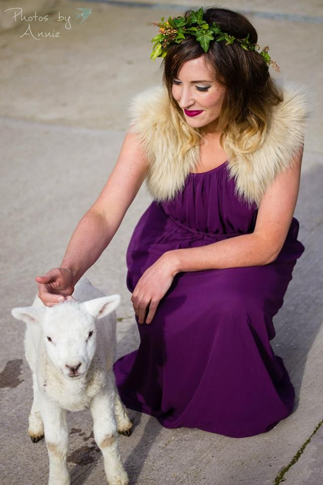 Little Lamb. Make Up By Lucy www.photosbyannie.ie