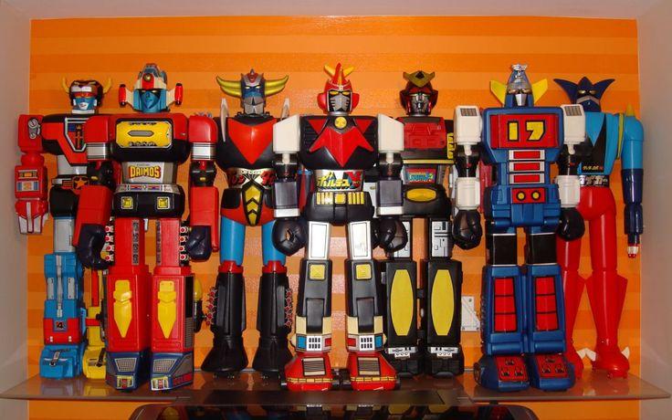 Childhood toys.