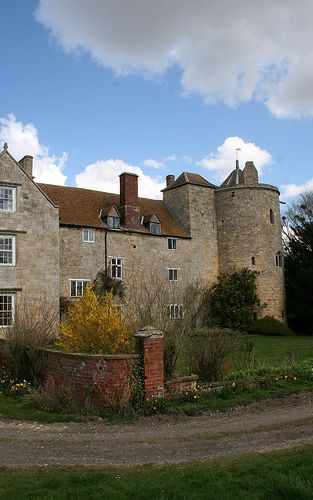 Somerton Castle, Lincolnshire, 13th C