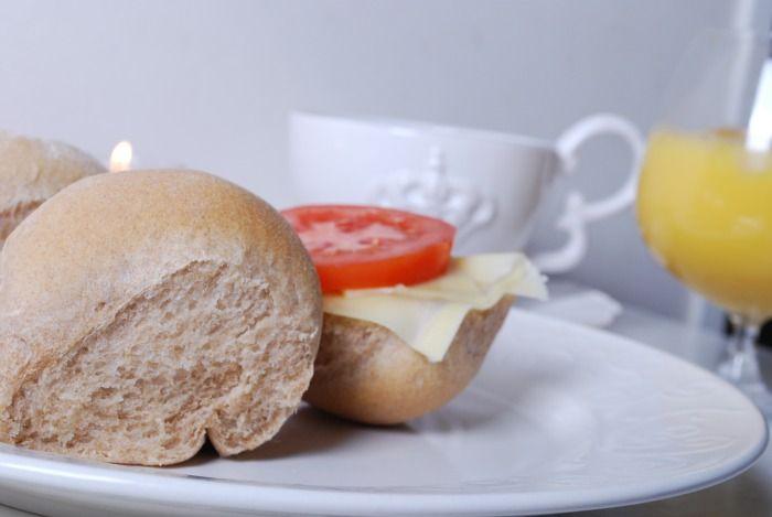 Frokost Rundstykker-luftige og gode