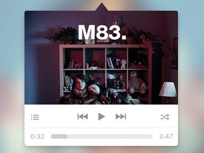 Rebound this! - Music mini player
