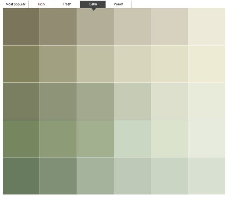 Dulux green options