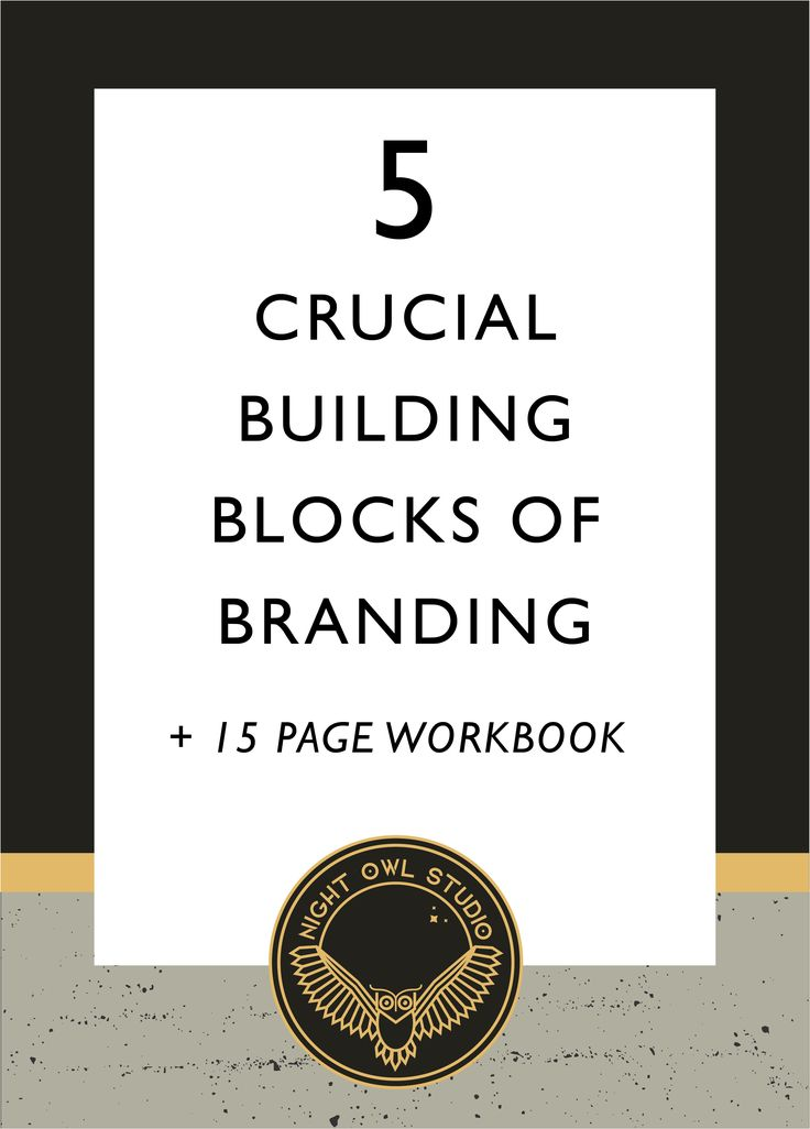 "Developing a brand might seem like a huge undertaking but with the help of the ""Building Blocks of Branding"" you will have the knowledge, confidence and most of all a tool to reference whenever you need it. Understanding the 5 crucial building blocks in building a brand will set you up for success no matter what stage you are in with your business. Build your brand from the ground up with a strong foundation and work your way into each block."