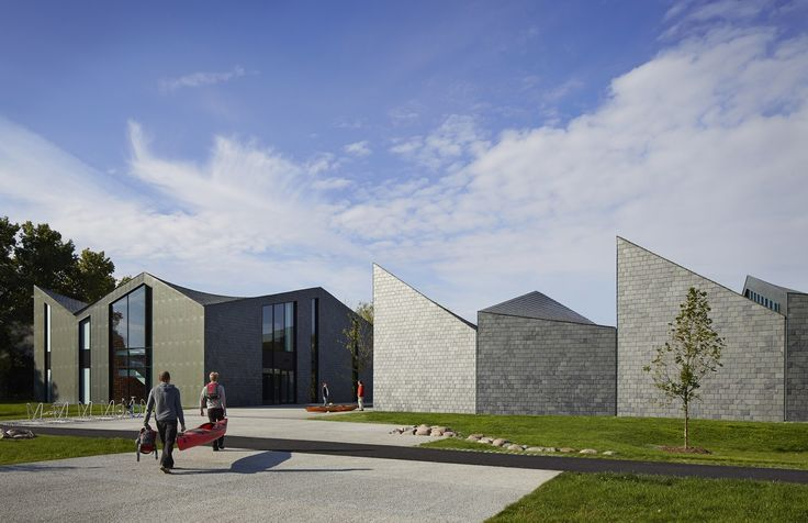 Gallery of WMS Boathouse at Clark Park / Studio Gang - 4
