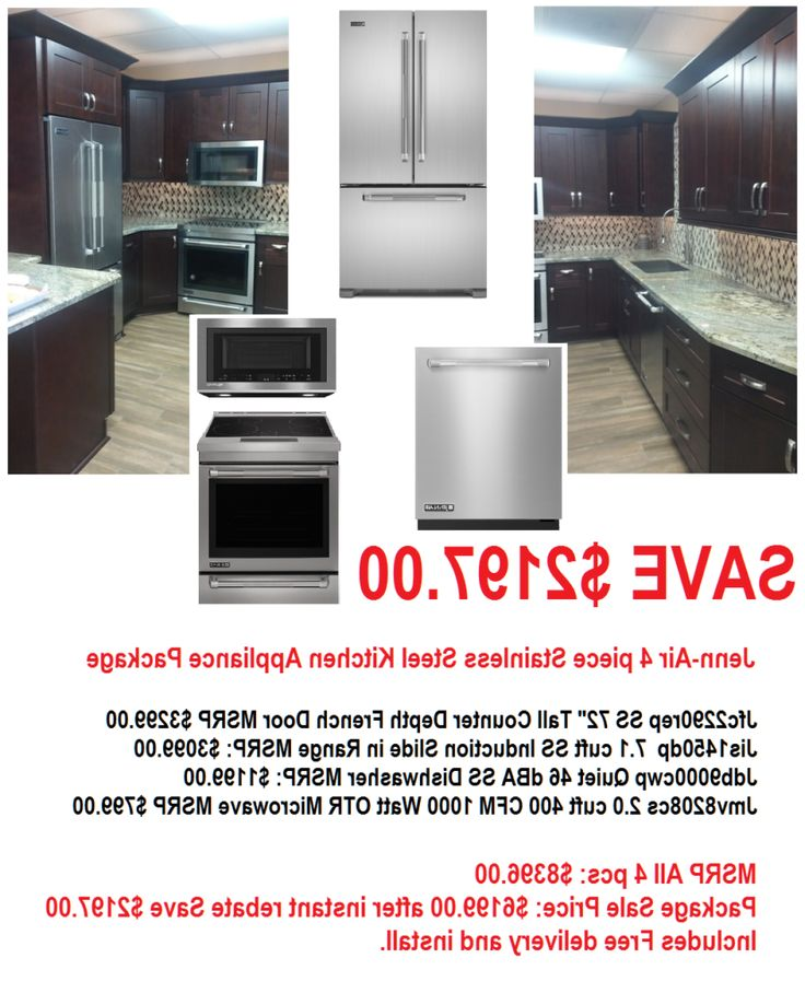Jenn Air Kitchen Appliance Package Online Deal 2200 Off From Jenn Air  Kitchen Appliance Packages