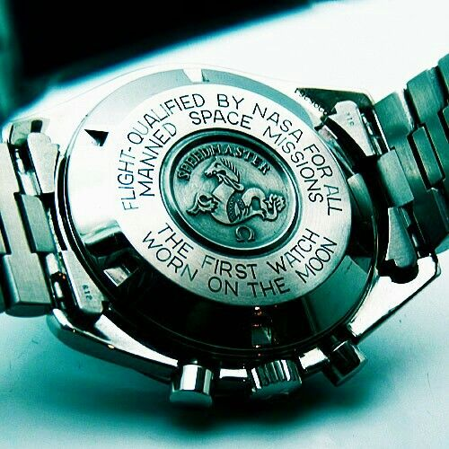 Wow !! Omega Speedmaster First Edition Mission Apollo .