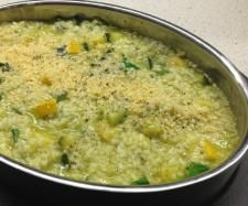 Recipe Lemon, Leek & Zucchini Risotto by arwen.thermomix - Recipe of category Main dishes - vegetarian