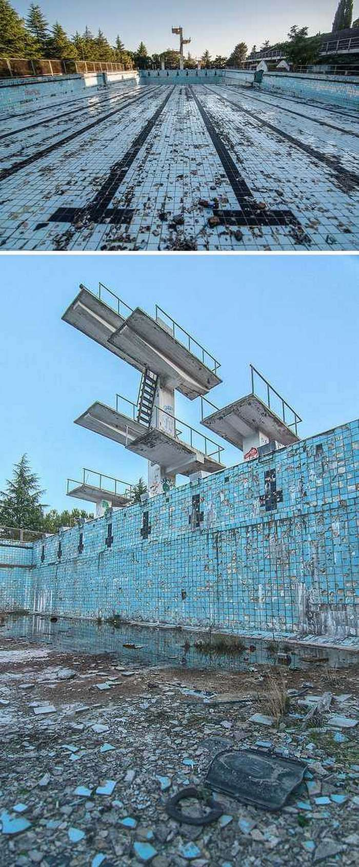 Top 10 Abandoned Swimming Pools | Travel Oven