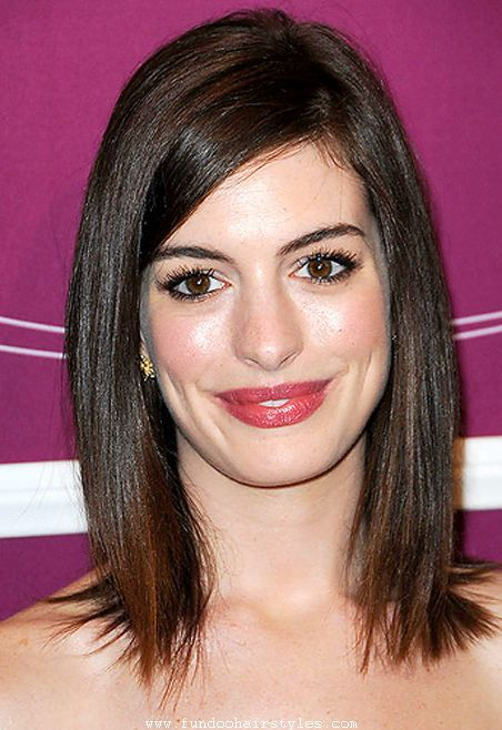 girl haircut styles for straight hair best 25 shoulder length bobs ideas on 6556 | 94e2ad38915a3e24b57efb6c11601ba2 medium straight hairstyles hairstyles for medium length