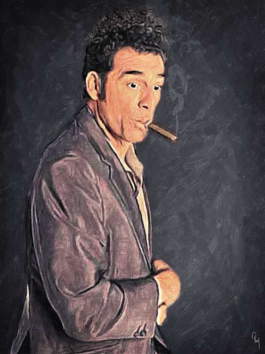 Cosmo Kramer With Images Hipster Poster Kid Room Decor