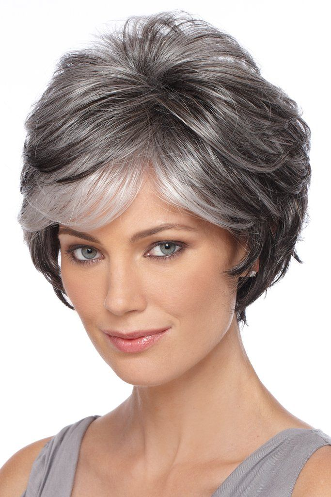 waves hair style 24 best going gray images on 7051