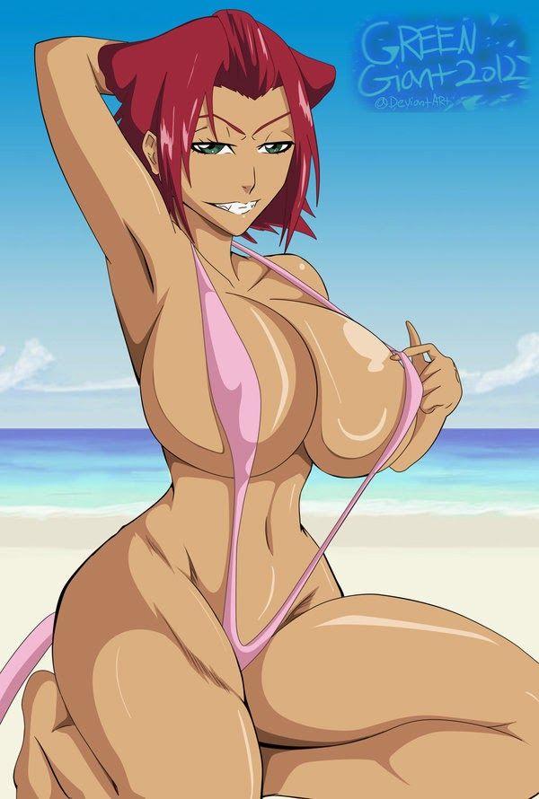 nude bleach girls fucked by ichigo