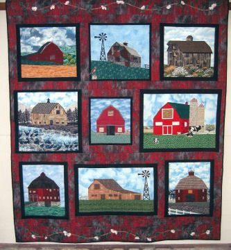 43 best images about quilts roosters on Pinterest | Barn ...