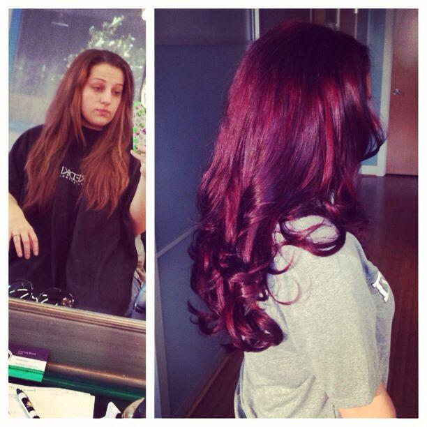 I love my hair de