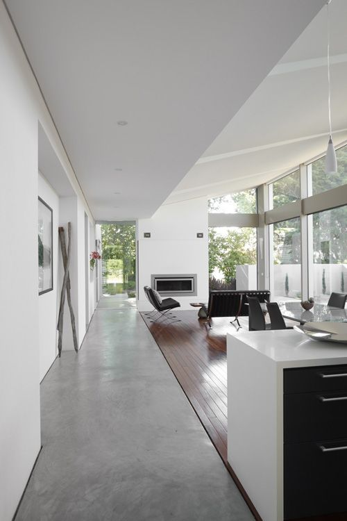 Kyneton House in Australia by Marcus OReilly Architects in architecture Category