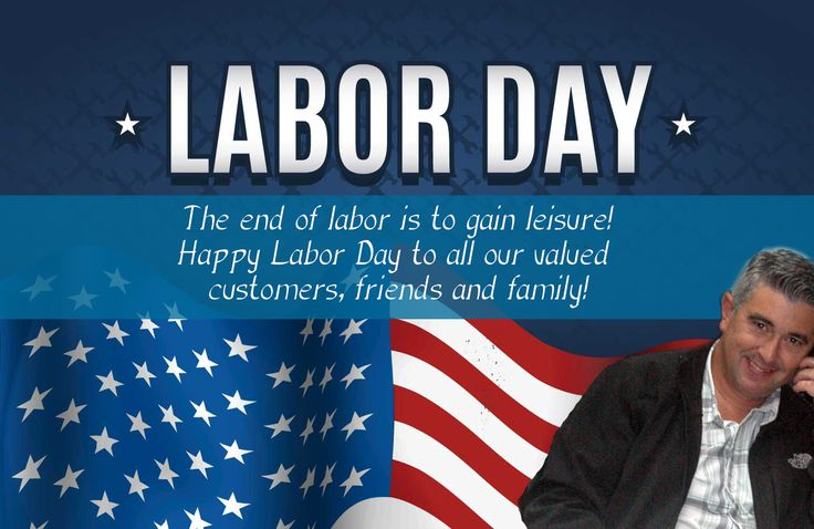 Wishing you a Labor Day that is peaceful, restful and pleasant! Happy Labor Day from all of us to all of you! #labor #laborday #enjoy #happylaborday #family #celebration #SanFranciscoEastBay #Concord #Clayton #Martinez #Lafayette #Moraga #Orinda #Alamo #Danville #Pittsburg #Bay Point #Antioch #Pleasant Hill