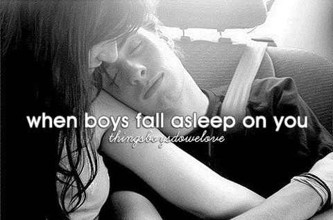 aww it's a pretty cute idea... and I'd probably play with your hair... but you won't know cause you'll be asleep