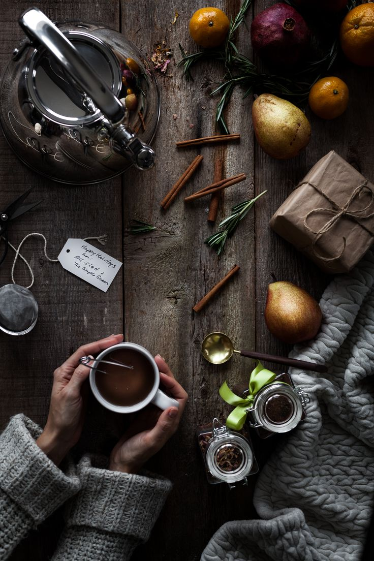 HOMEMADE HOLIDAY TEA BLENDS + GIVEAWAY WITH ALL-CLAD CANADA!
