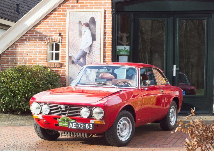1972 Alfa Romeo 2000GTV