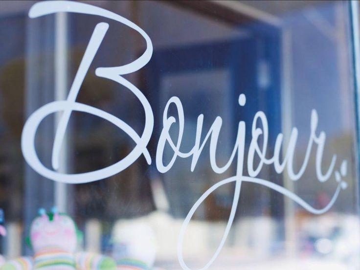 Bonjour - Paris Blues