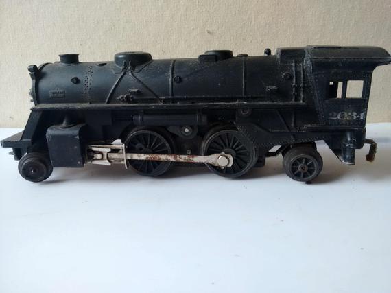 Lionel 2034 Locomotives Locomotive